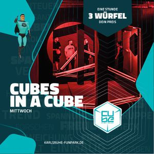 Cubes in a Cube